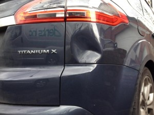 Ford titanium x before